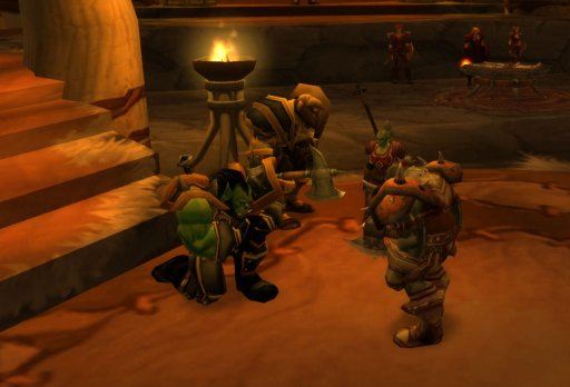 Meeting Thrall