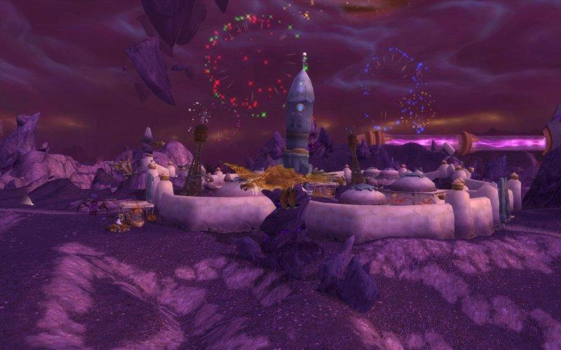 Area 52 Fireworks