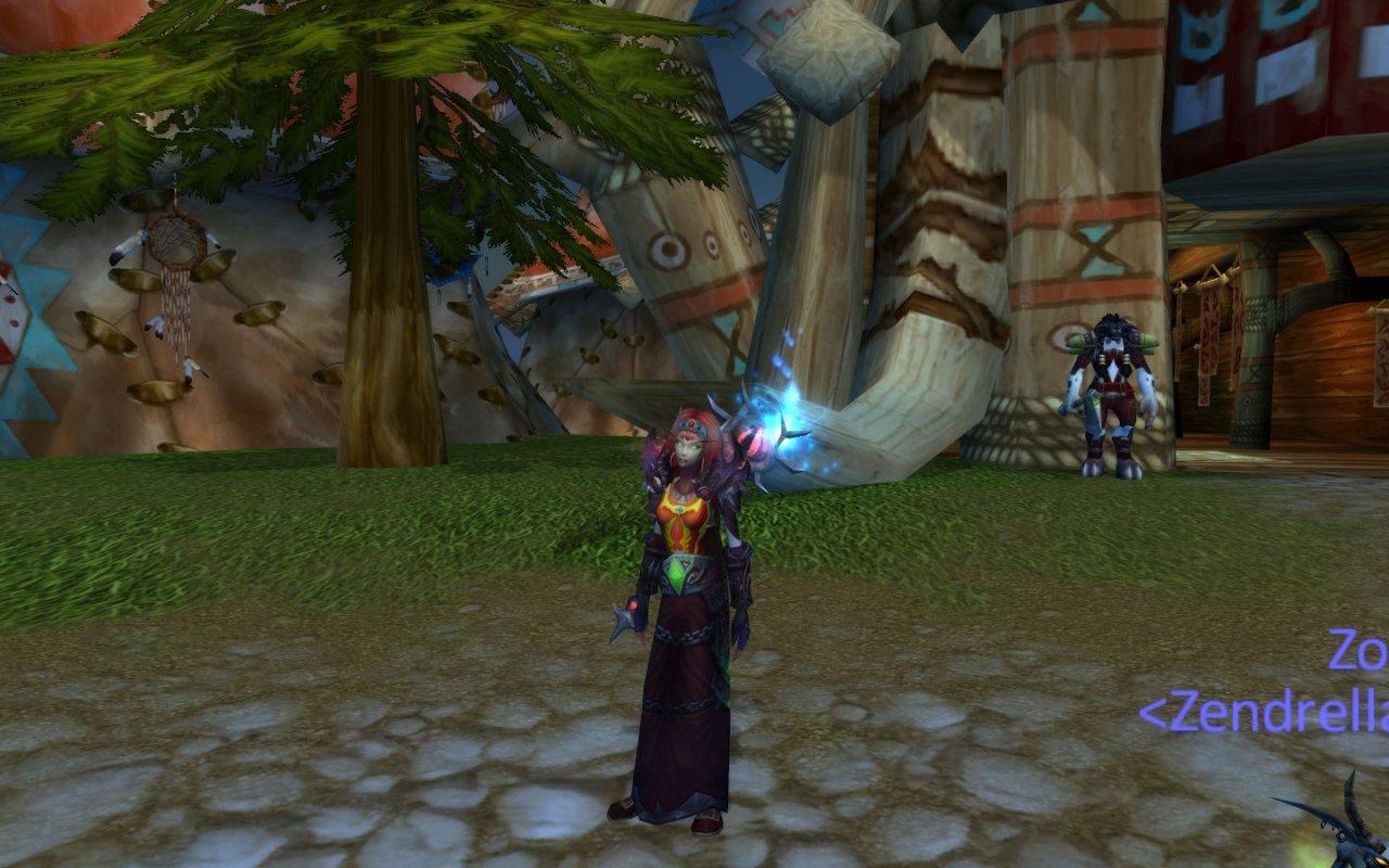 Zendrella in thunderbluff