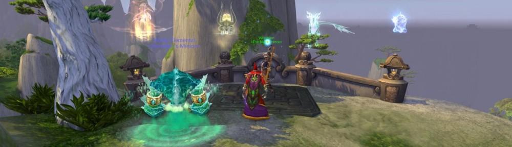 Zennadar – Legendary Cloak
